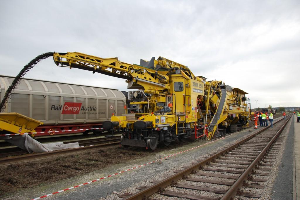 Weitere Fotos auf Y:DVD6720131029_ZRM 350 Einsatz Linz