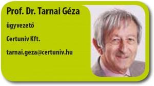 Prof. Dr. Tarnai Géza