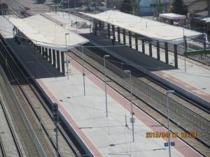 1. Püspökladány állomás perontetö