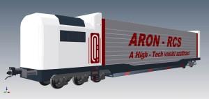 4. ábra Akkumulátoros üzemű villamos gépes-kocsi -C3- típus