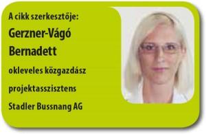 Gerzner-Vágó Bernadett