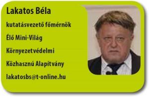 Lakatos Béla