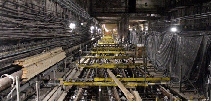 M3 metrófelújítás északtól délig