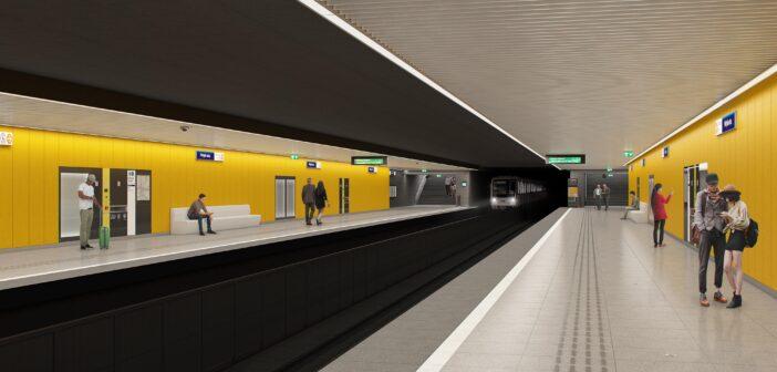 Az M3 déli szakaszának építészeti koncepciója