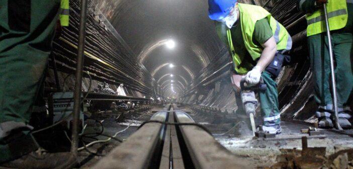 Az M3 metró felújításának utolsó harmada