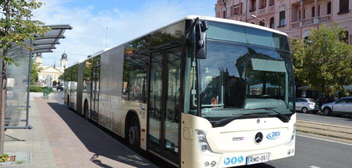 Közösségi közlekedéssel a zöld környezetért